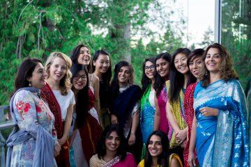 Saree Party to Celebrate Amna's Wedding