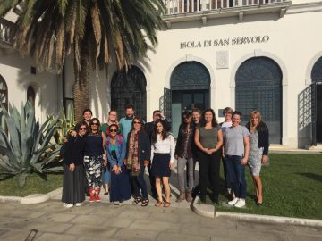 Dr. Virji-Babul attended the Adolescent Brain Workshop hosted by the Neuroscience School of Advanced Studies (NSAS), San Servolo, Venice. Speakers were: BJ Casey, Ron Dahl, Sarah-Jane Blakemore, and Eveline Crone.  Other attendees included neuroscientists, researchers, clinical practitioners, and lawyers from all across the world (England, Italy, Netherlands, Scotland, US, Uruguay)